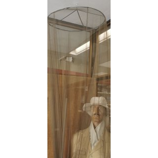 Mosquito net round with ring